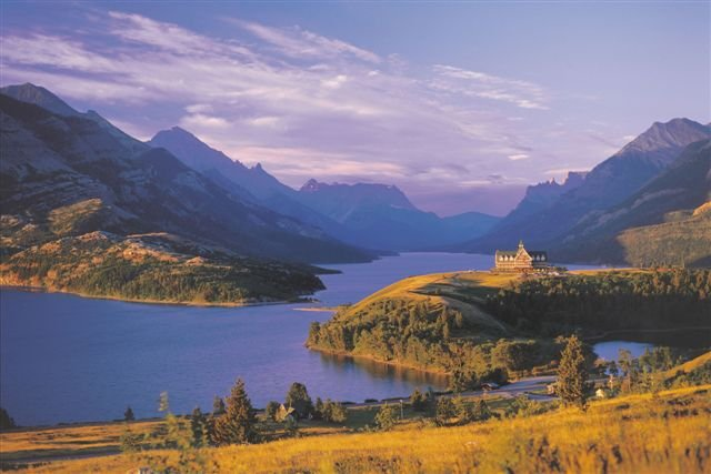 Waterton National Park Canada